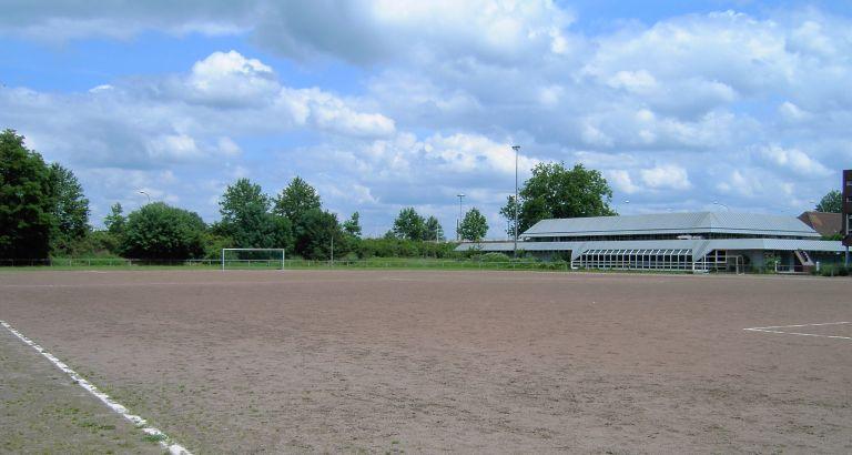 Language In 45 And 47 Stella Street: Sportstätten Der Vereine Des SFV